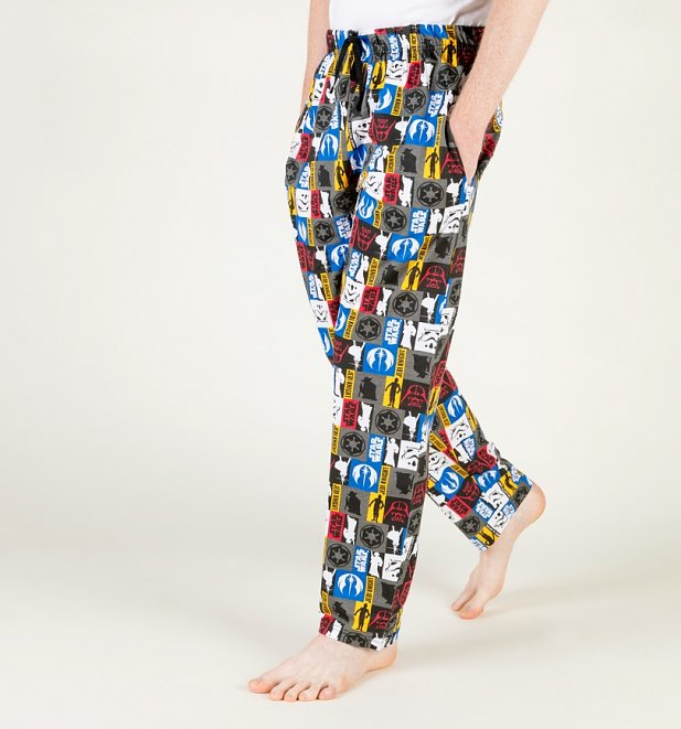 Star Wars Symbols Loungepants