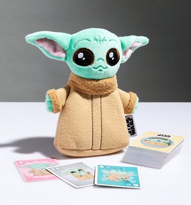 Star Wars Baby Yoda The Child's Cute Loot Game