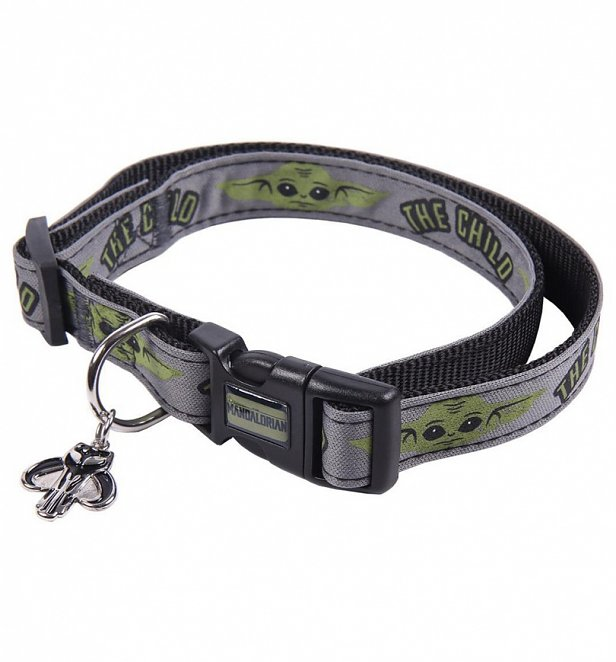 Star Wars The Mandalorian The Child Pet Collar