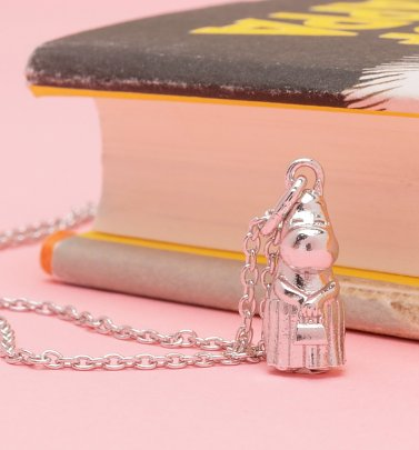 Sterling Silver Moominmamma Moomin Necklace