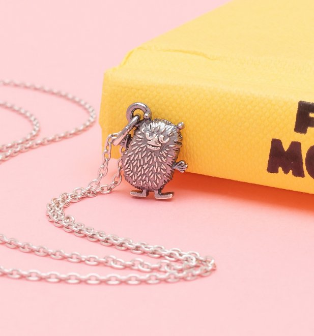 Sterling Silver Stinky Moomin Necklace