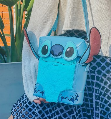 Stitch Face Lilo & Stitch Disney Crossbody Bag from Danielle Nicole