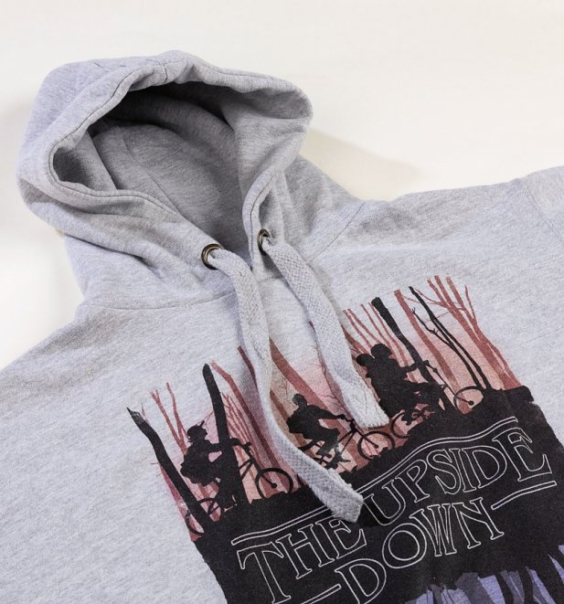 Stranger Things Inspired Upside Down Hoodie