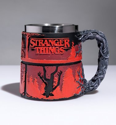 Stranger Things Upside Down Tankard Mug