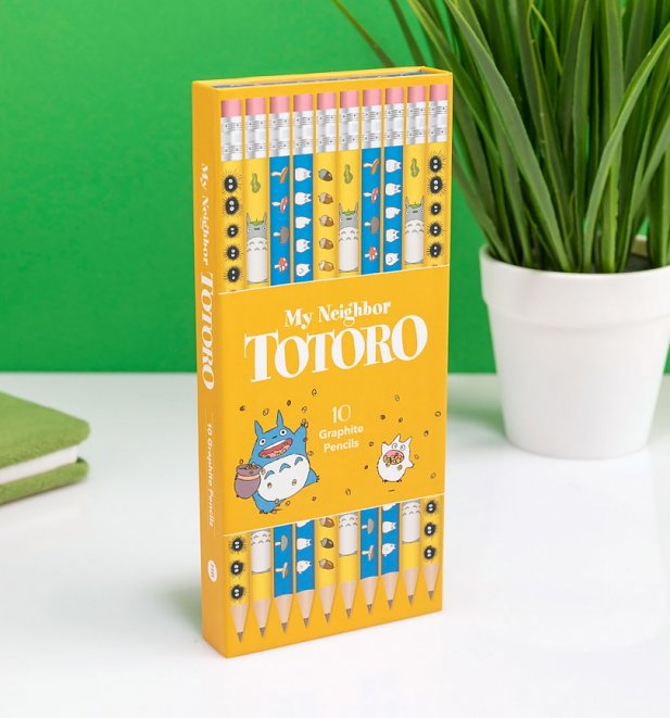 Studio Ghibli My Neighbour Totoro Pencil Set