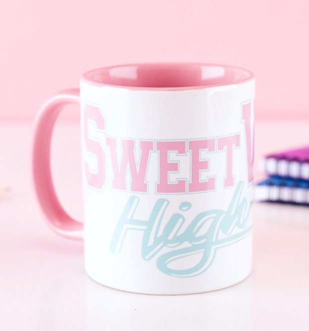 Sweet Valley High Pink Handle Mug