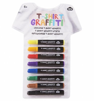 T-Shirt Graffiti Pens