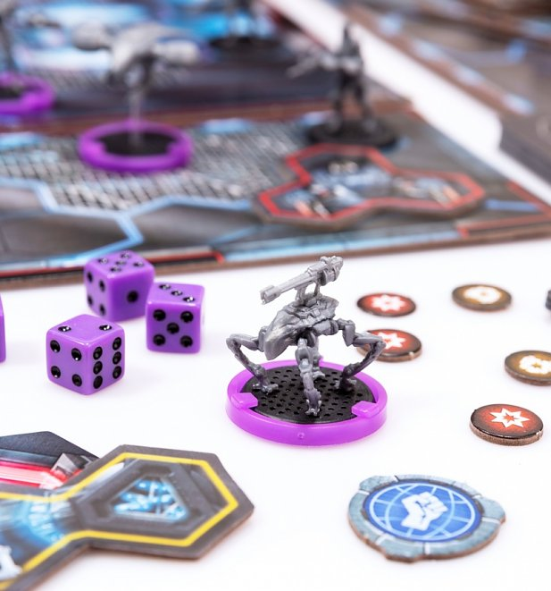 Terminator Genisys Board Game Fall Of Skynet Expansion Pack by Riverhorse