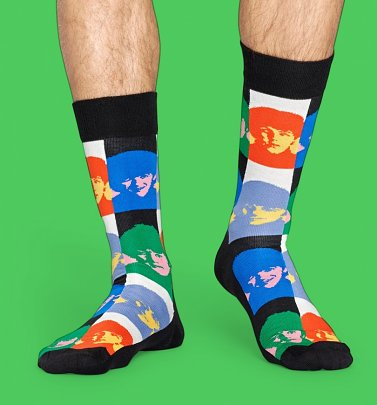The Beatles All Together Now Socks from Happy Socks