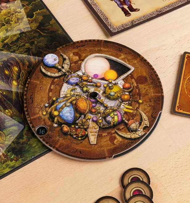 The Dark Crystal Board Game by River Horse