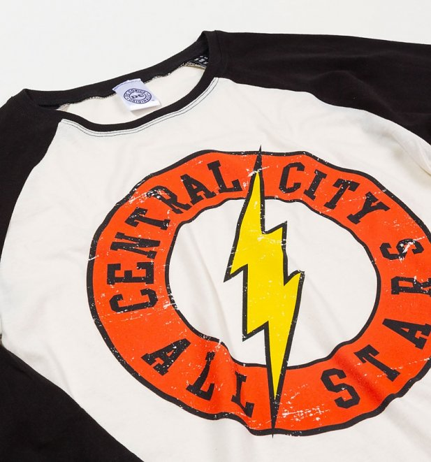 The Flash Baseball T-Shirt