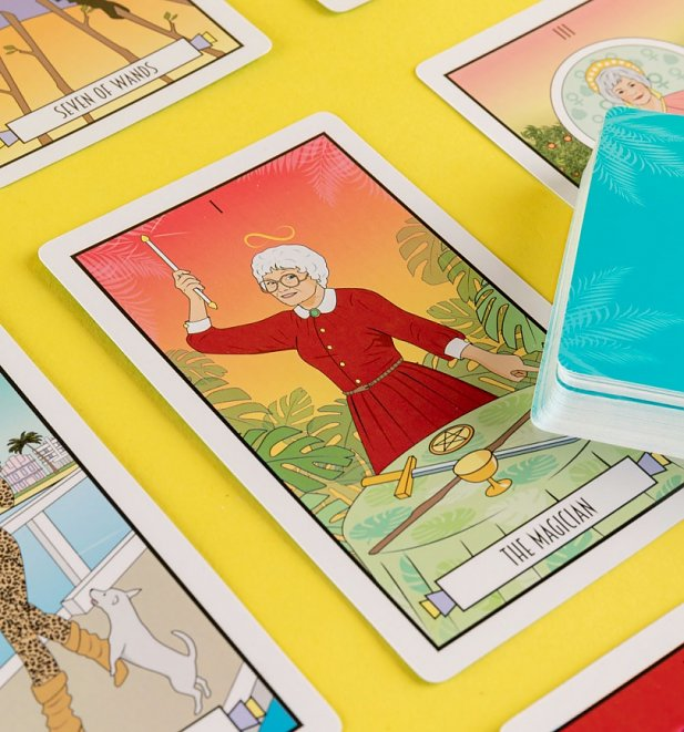 The Golden Girls Tarot Cards