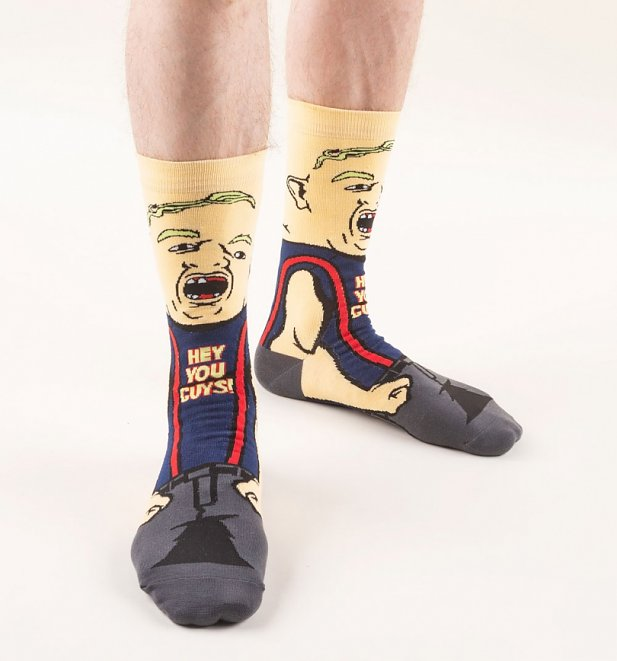 The Goonies Sloth Hey You Guys Socks