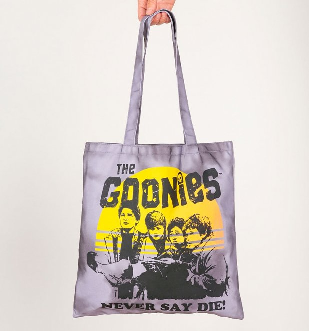 The Goonies Tote Bag