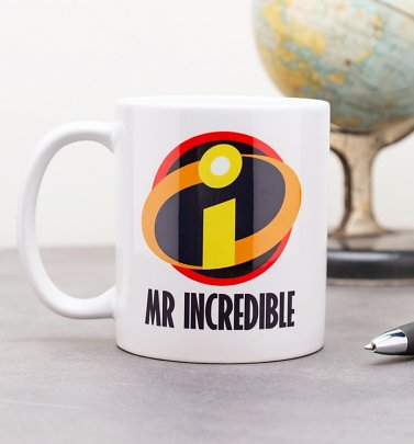 The Incredibles Mr Incredible Mug