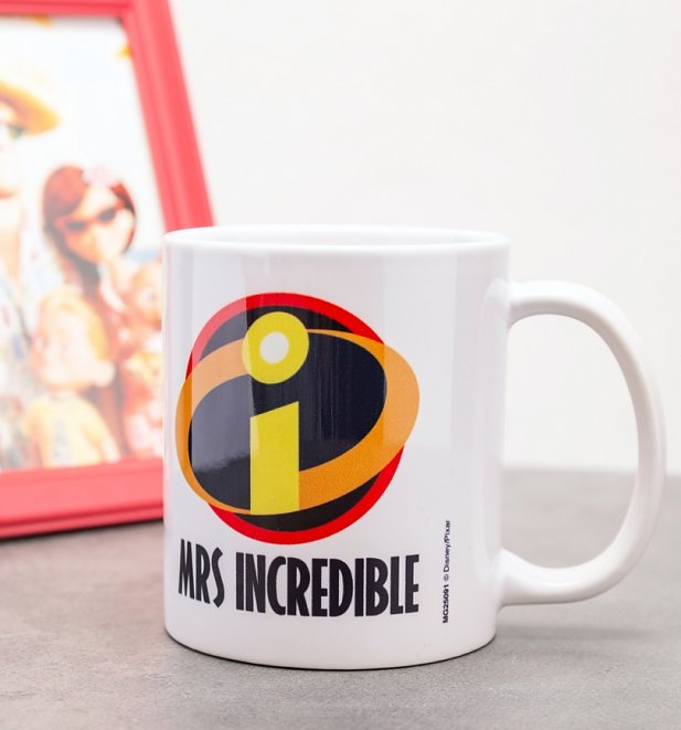 The Incredibles Mrs Incredible Mug