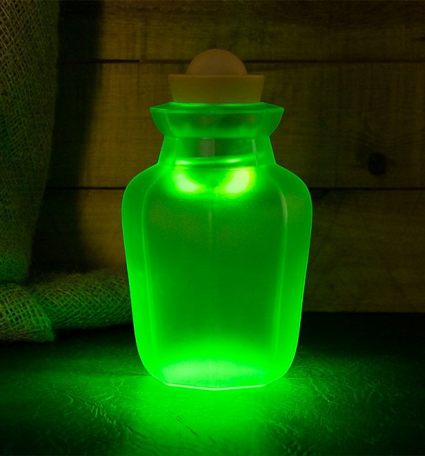 The Legend of Zelda Colour Changing Potion Lamp