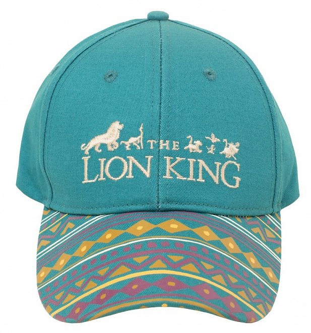 The Lion King Logo Baseball Cap from Cakeworthy