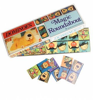 The Magic Roundabout Dominoes