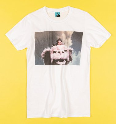 The Neverending Story Scene White T-Shirt