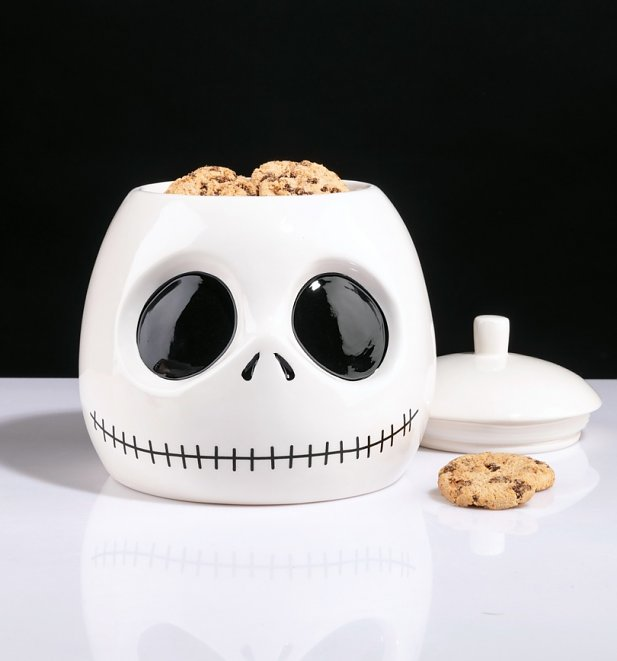 The Nightmare Before Christmas Cookie Jar