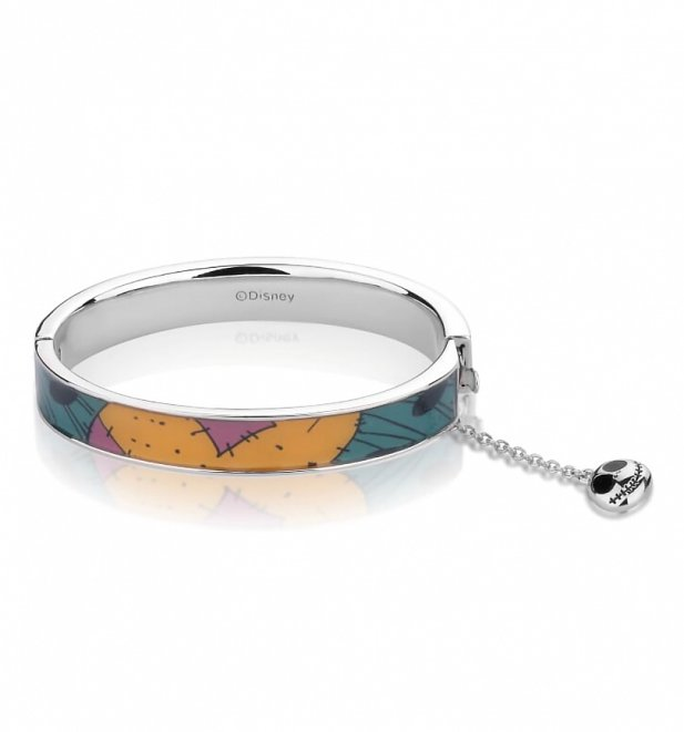 The Nightmare Before Christmas Sally Quote Bangle from Disney by Couture Kingdom