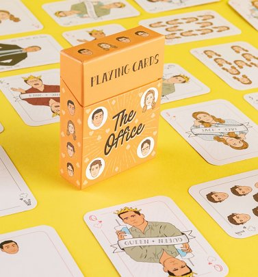 The Office Playing Cards