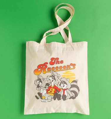 The Raccoons Sun Tote Bag