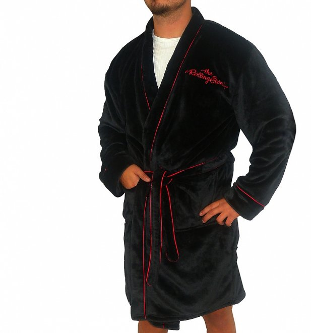 The Rolling Stones Dressing Gown