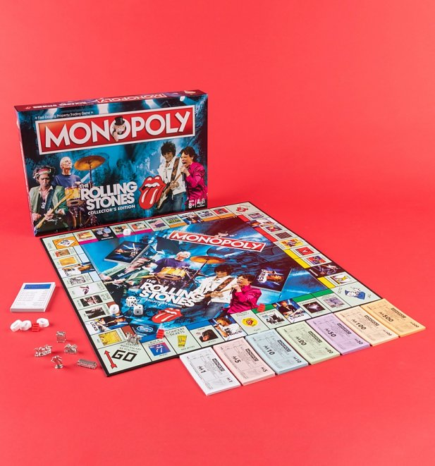 The Rolling Stones Monopoly