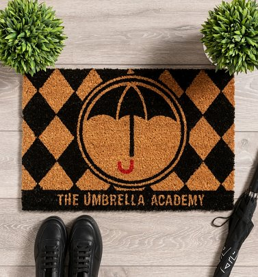 The Umbrella Academy Door Mat