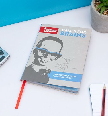Thunderbirds Games For Brains Book