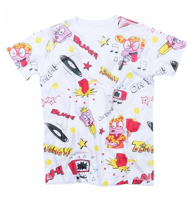 Timmy Mallett Patterned T-Shirt