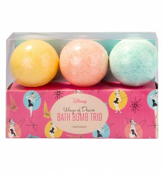 Tinker Bell Disney Bath Bomb Trio Set