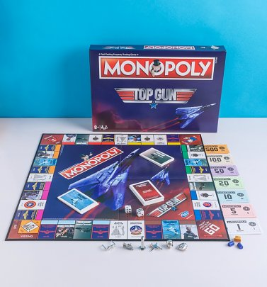 Top Gun Monopoly Game