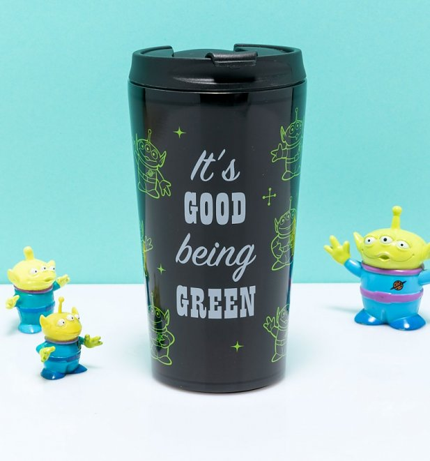Toy Story Aliens Stainless Steel Travel Mug