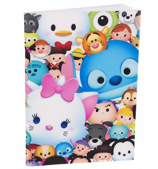 Tsum Tsum A5 Exercise Book