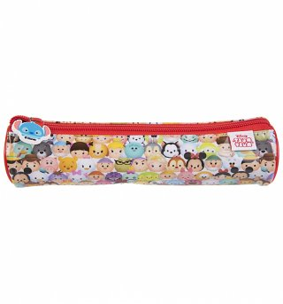 Tsum Tsum Barrel Pencil Case