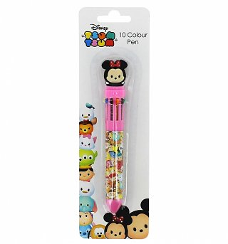 Tsum Tsum Minnie Multicolour Pen