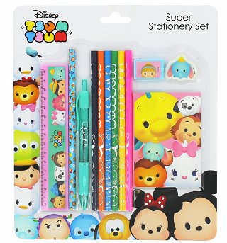 Tsum Tsum Super Stationery Set