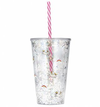 Unicorn Travel Drinks Cup