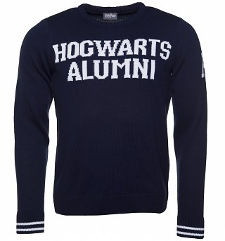 Hogwarts Alumni Knitted Harry Potter Jumper