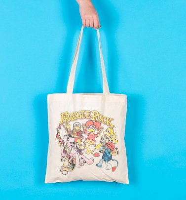 Vintage Fraggle Rock Tote Bag