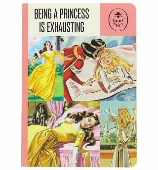 Vintage Ladybird A5 Princess Notebook
