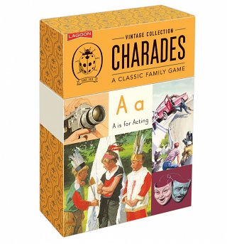 Vintage Ladybird Charades Game