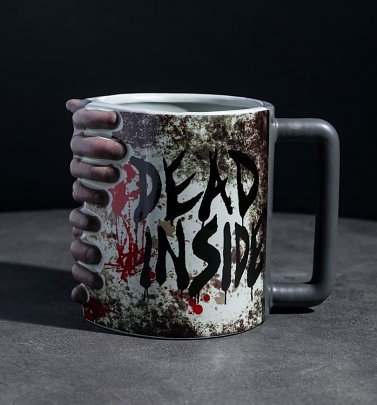 Walking Dead 3D Hands Mug