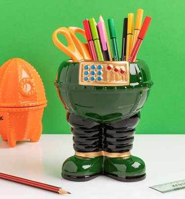 Wallace And Gromit The Wrong Trousers Desk Tidy
