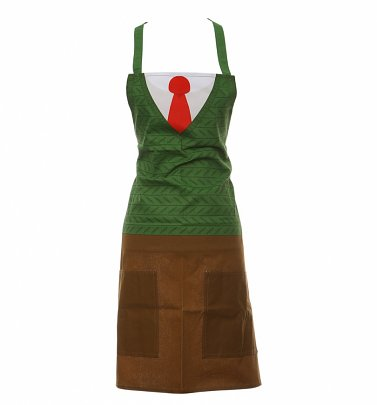 Wallace And Gromit Wallace Costume Apron