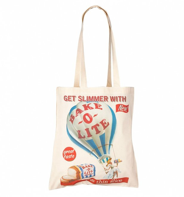 Wallace and Gromit Bakeolite Tote Bag