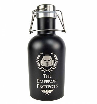 Warhammer Space Marine Beer Growler